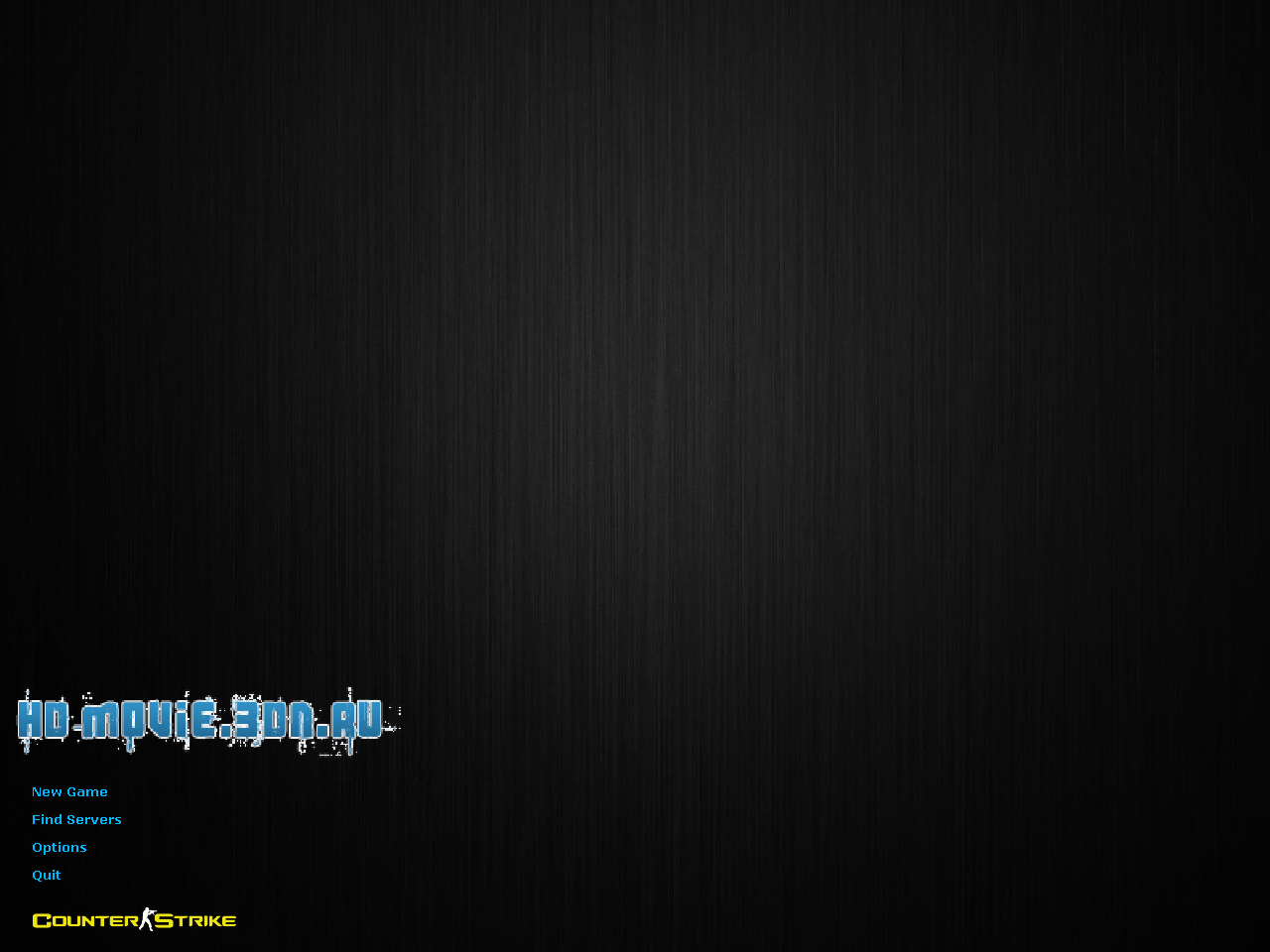 Counter-Strike 1.6 сборка от сайта HD-MOVIE